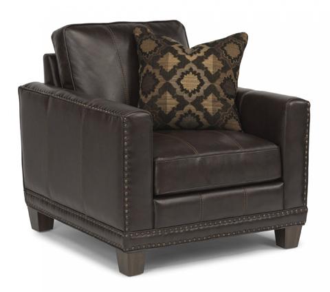 Flexsteel - Leather Chair - 1373-10