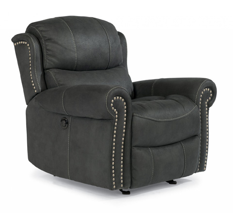 Flexsteel - Fabric Power Gliding Recliner - 1396-54P