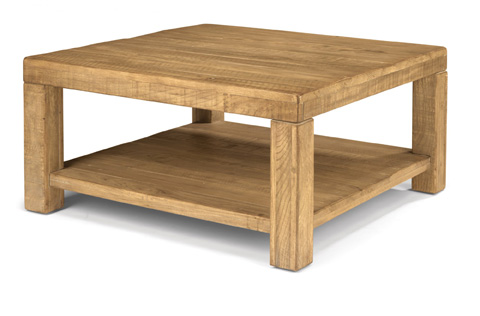 Image of Square Coffee Table