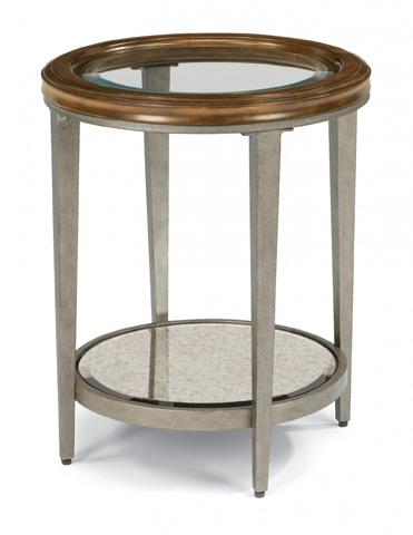 Flexsteel - Chairside Table - 6727-07