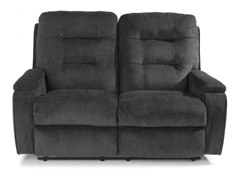 Image of Fabric Reclining Loveseat
