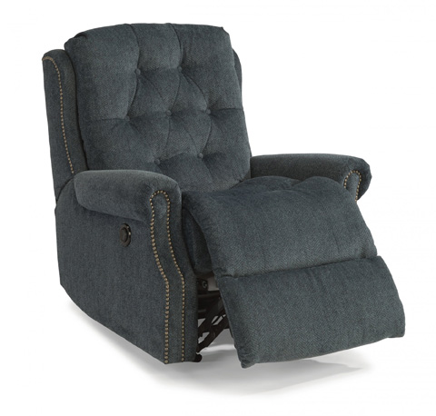 Flexsteel - Fabric Power Recliner - 2824-50M