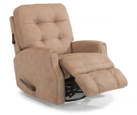 Image of Recliner without Nailhead Trim