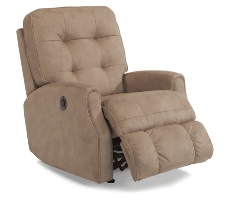 Image of Power Recliner without Nailhead Trim