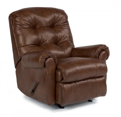 Flexsteel - Leather Recliner - 3877-50