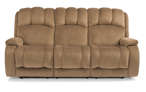 Flexsteel - Fabric Reclining Sofa - 4841-62