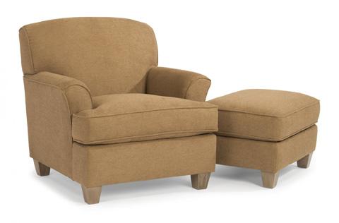 Flexsteel - Fabric Chair - 5713-10