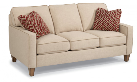 Image of Fabric Sofa
