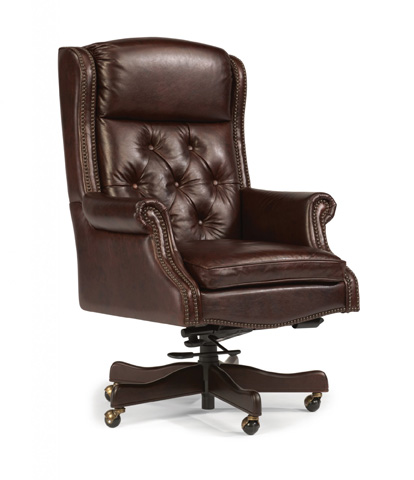Office Chair W1516 792 Flexsteel Office Chairs From Furnitureland South