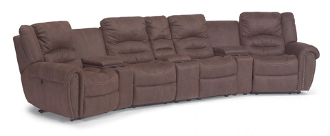 Image of Reclining Sectional