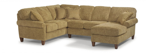Flexsteel - Fabric Sectional - 5979-SECT