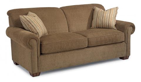 Image of Fabric Full Sleeper Sofa