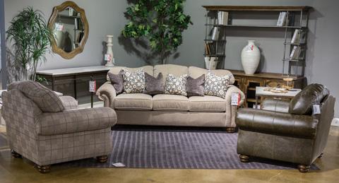 Image of Bexley Three Piece Living Room Set