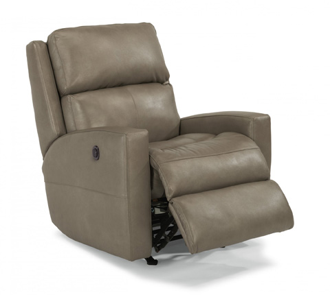 Image of Catalina Leather Power Recliner