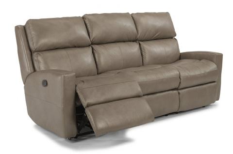 Catalina Leather Reclining Sofa 3900 62 Flexsteel