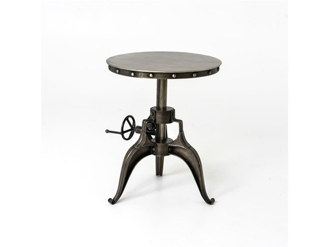 Image of Crank End Table