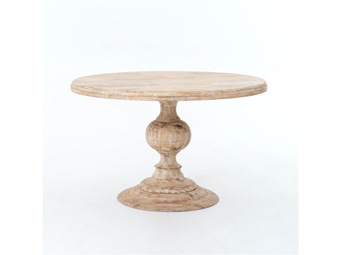 Four Hands - Magnolia Round Dining Table - IMGN-48R