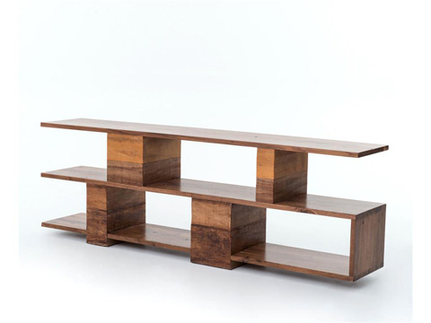 Four Hands - Ginger Console Table - VBNA-CO102