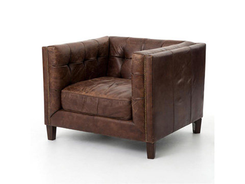 Image of Cigar Abbott Club Chair