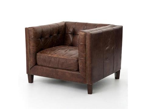 Image of Cigar Abbott Club Chair