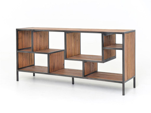 Image of Helena Console Bookcase