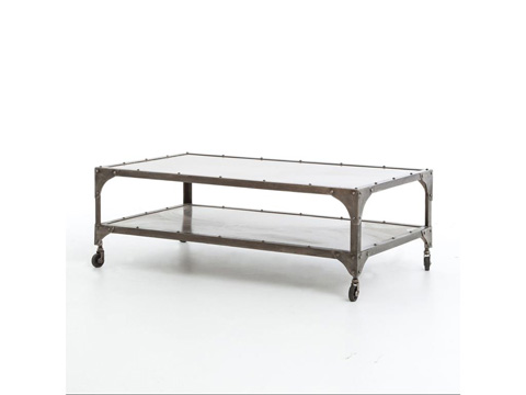 Four Hands - Element Coffee Table - IELE-49-NKLANT