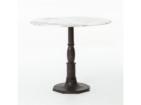 Image of Carbon Wash Lucy Bistro Table