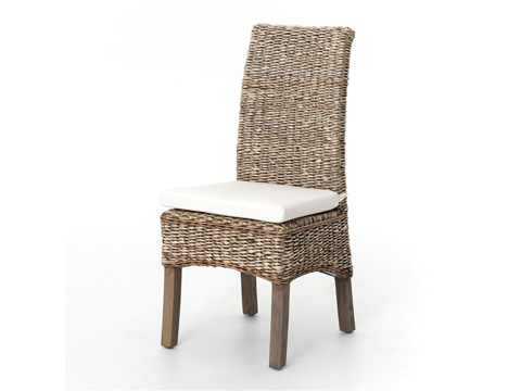 Image of Banana Leaf Chair with Cushion