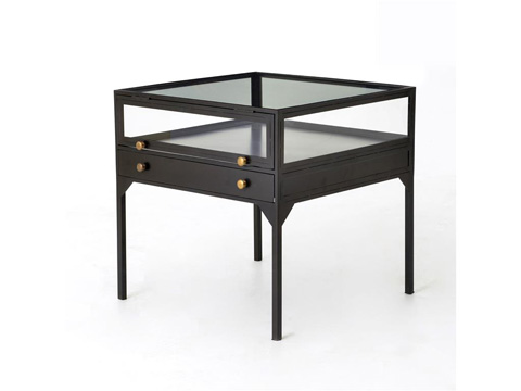 Image of Shadow Box End Table