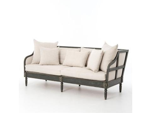 Image of Baroness Josephina's Sofa