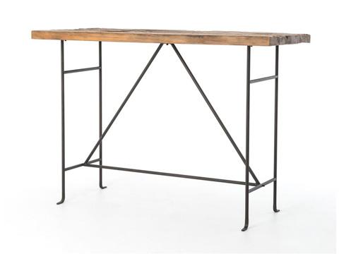 Four Hands - Yardley Bar Table - CIMP-6L-BPRBN