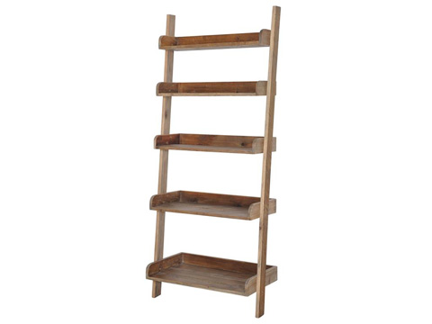 Image of Henshaw Leaning Bookcase