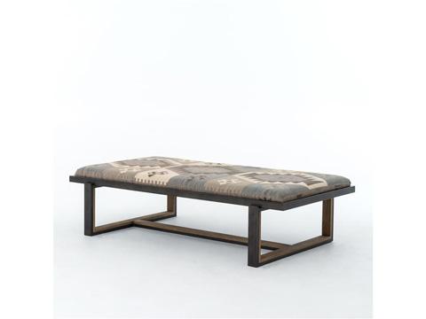 Four Hands - Kilim Coffee Table - CIRD-W9