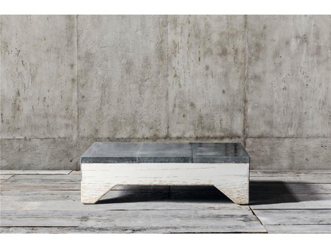 Four Hands - The Pinnebog River Greenhouse Table - CVT-0174
