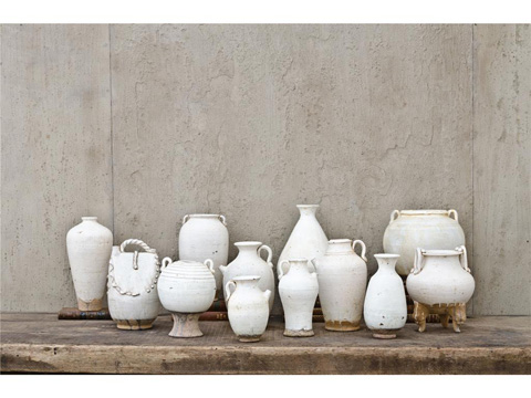 Image of Collection Of 12 Vases