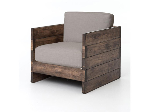 Four Hands - Franklin Chair - UWES-023