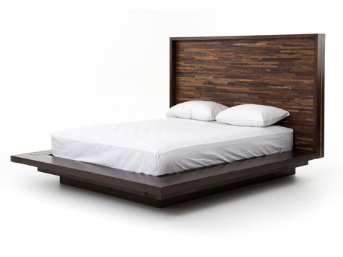Image of Devon Queen Bed