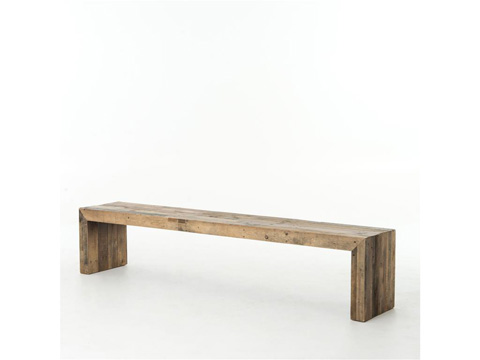 Four Hands - Ruskin Bench - VFH-022
