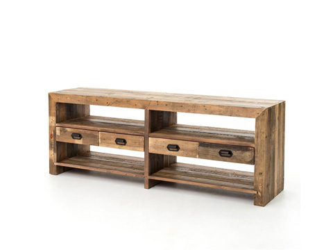 Four Hands - Mariposa Media Console - VFH-029