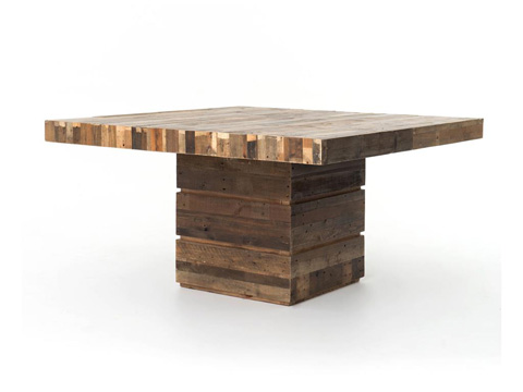 Image of Tahoe Square Dining Table