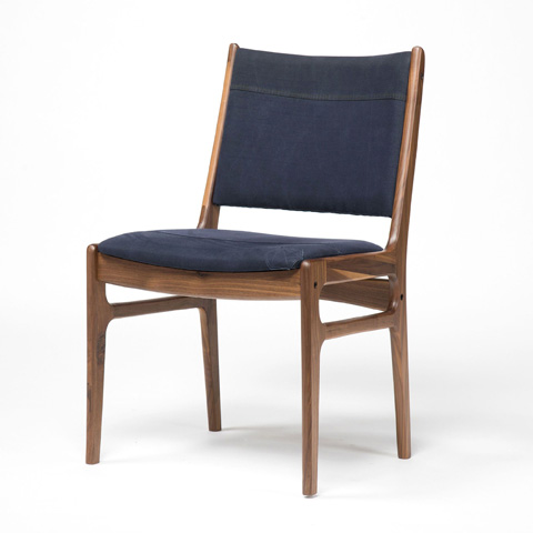 Four Hands - Bina Side Chair - VBNI-02N-01