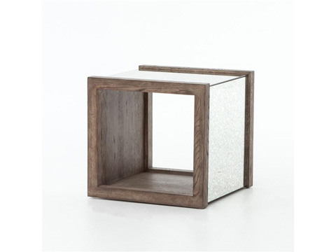 Lovely Four Hands Finley End Table