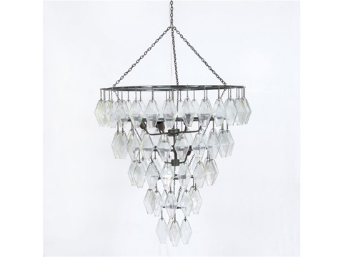 Image of Adeline Large Round Chandelier