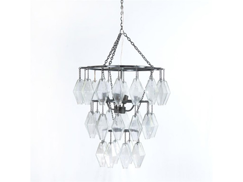 Image of Adeline Small Round Chandelier