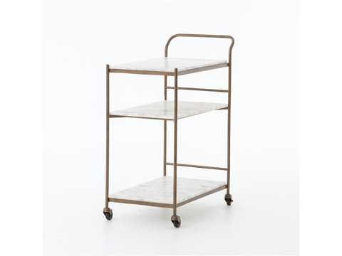 Image of Felix Rectangular Bar Cart