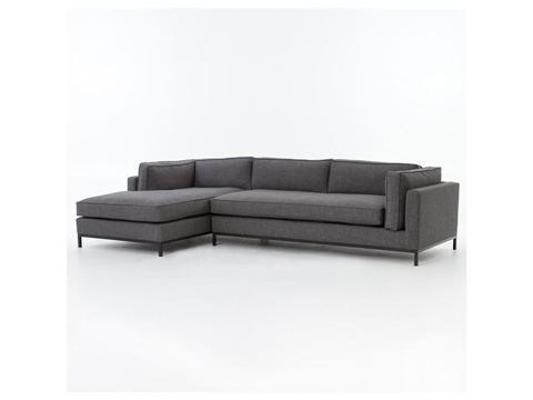 Image of Grammercy Two Piece Sectional