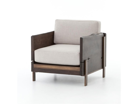 Four Hands - Woodrow Club Chair - UWES-074