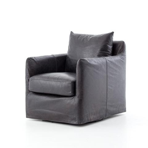 Image of Banks Swivel Chair