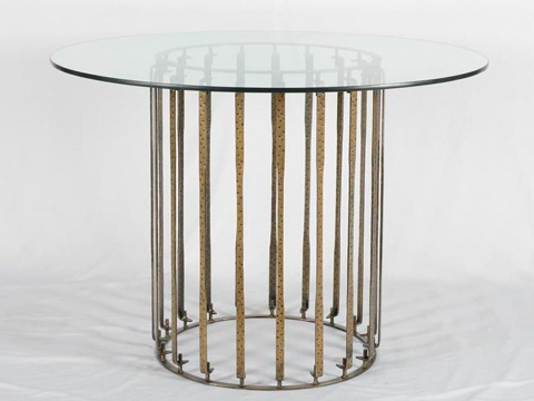 Image of Caged Bistro Table
