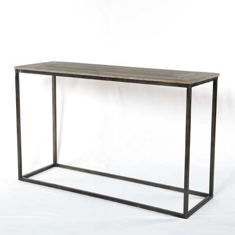 Image of Linden Console Table